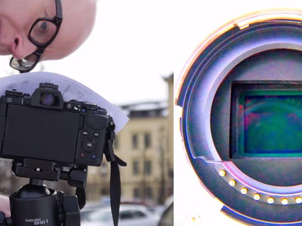 Olympus 五軸防震多厲害?國外攝影師使勁地搖晃相機,錄下了驚人畫面