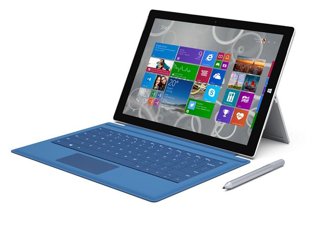 微軟 Surface 3 開放預購,4 種規格、5 月上市、售價 16,888 元起跳