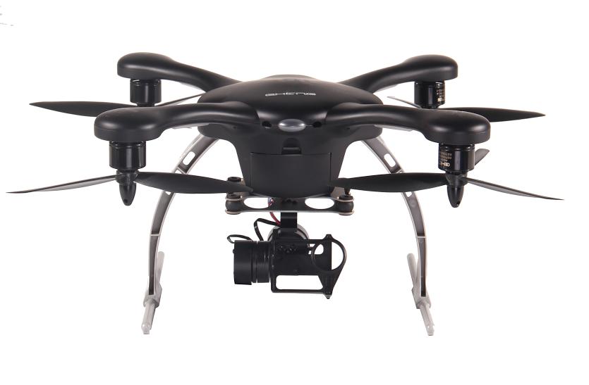 CES無人機大獎-億航Ghost智慧無人機正式登台開賣 史上最好用安全的空拍攝影機