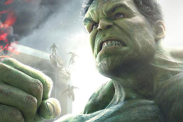 超級英雄『浩克』的八卦與精彩事蹟