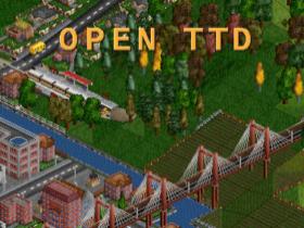 在 OpenTTD 上重溫兒時鐵道夢