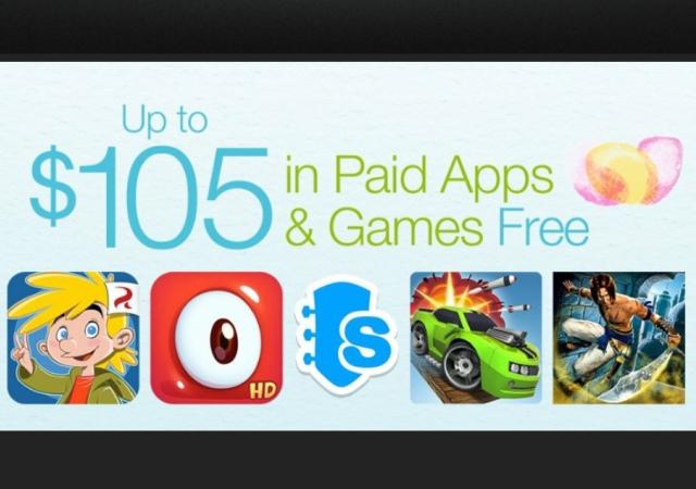 Amazon App Store不定期大放送又來了,價值超過3,000元App免費抓