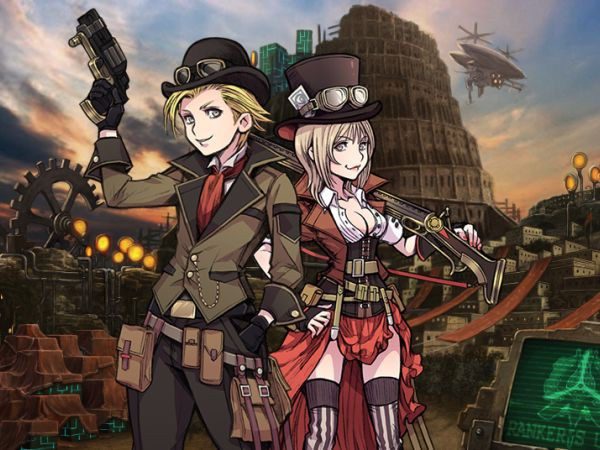 Square Enix 手遊新作《Rampage Land Rankers》釋出遊戲影片,遊戲預計五月正式上架!