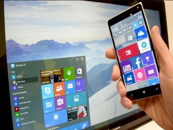 AMD執行長爆料:Windows 10 將在7月上市