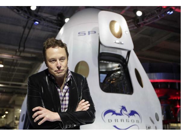 伊隆·馬斯克:再過十二年,我要回到火星
