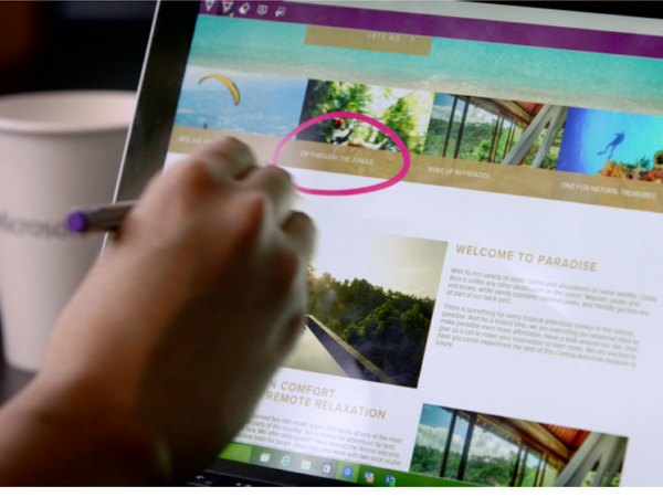 Windows 的新瀏覽器叫「Microsoft Edge」,並打算通吃Chrome/Firefox的外掛