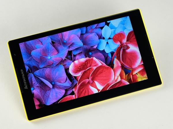 Lenovo Tab S8 動手玩,超輕薄可通話 4G 平板