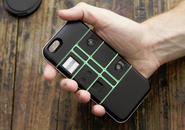 不想買模組化手機,那就試試模組化手機殼