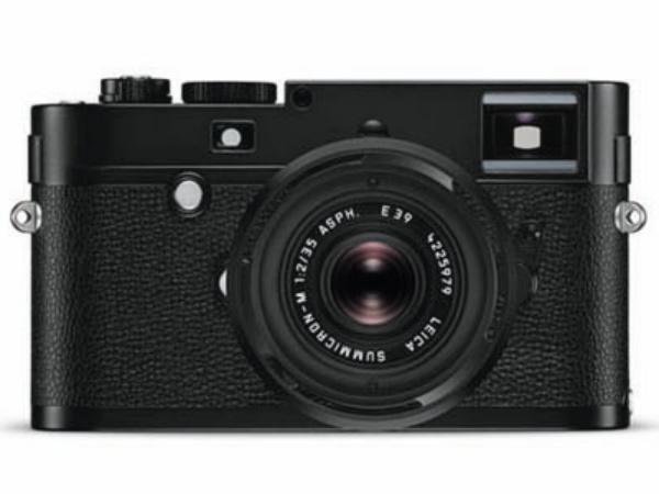 Leica 推出全片幅 M 接環黑白相機「M Monochrom」,2400 萬畫素、售價 26 萬台幣