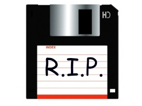 Sony 3.5吋磁片將於2011年3月停產