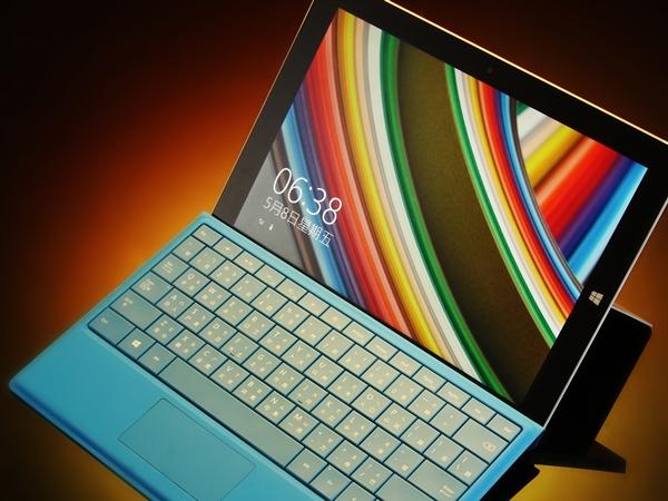 微軟 Surface 3 評測:平價、入門、便攜二合一平板筆電