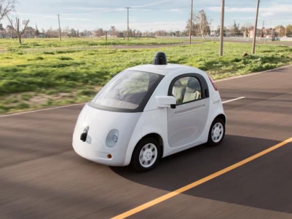 Google 可愛的的無人駕駛汽車要正式上路了