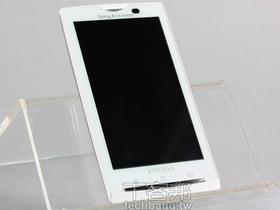 Sony Ericsson首款Android手機X10(上)