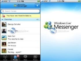 Windows Live Messenger即將出現在iPhone上