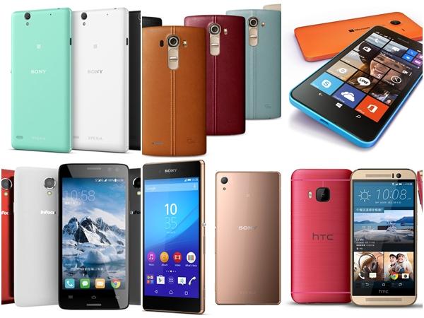 6 月份新機速報:Sony、LG 旗艦盡出、HTC 機海戰術推 6 款高中低階手機