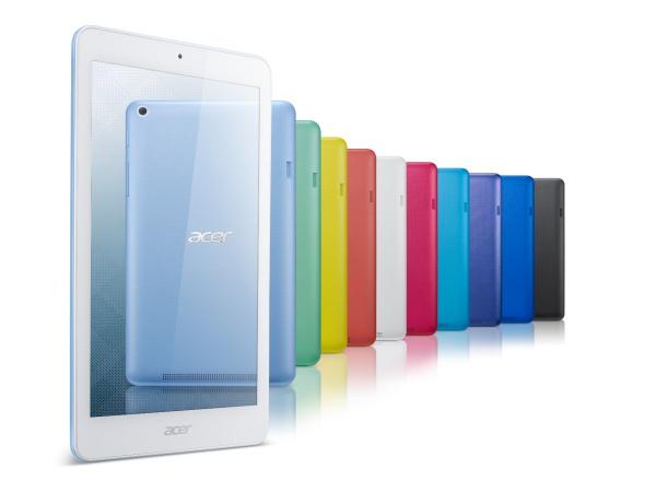Computex 2015:宏碁推出多款智慧手環、平板、二合一筆電