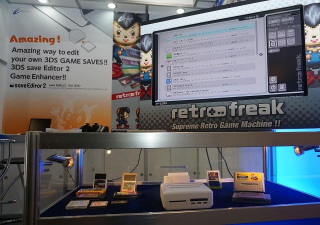 可玩11種懷舊卡帶的遊戲主機Retro Freak 來了!台灣10月買得到