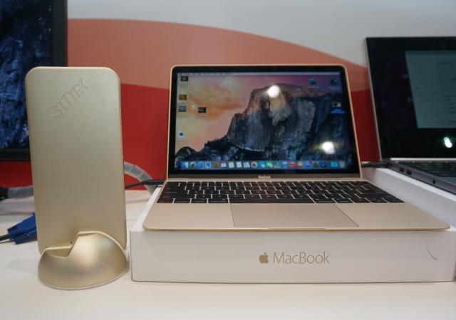 Sunix推出MacBook用USB Type-C擴充座,整合網路影像與擴充