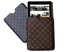 iPad也有LV保護皮套