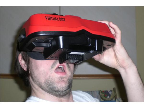 十年之後,任天堂再次做VR,Virtual Boy終回歸