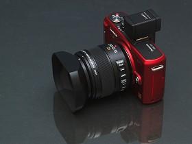 Leica DG 45mm marco:M4/3第一支微距鏡