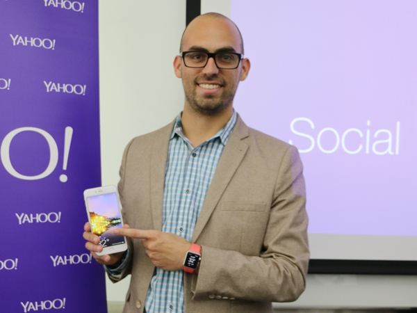 擁抱穿戴式裝置,YAHOO!為Apple Watch推出4款 App