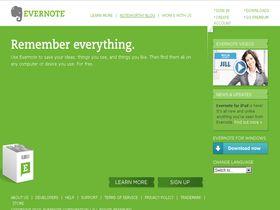 EverNote 免錢的生活記事簿