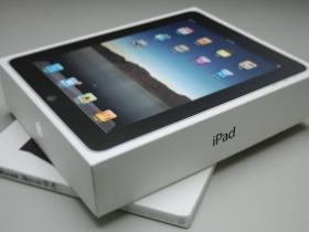 過了28天,Apple賣了100萬台iPad