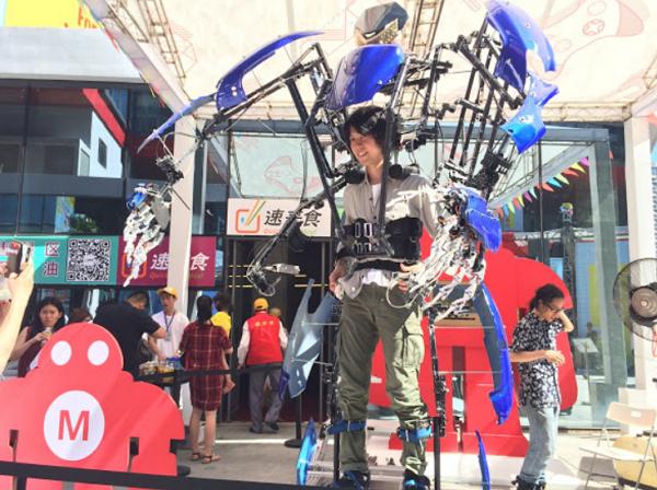 深圳Maker Faire現場直擊:未來Maker的製造軍火庫就在這裡