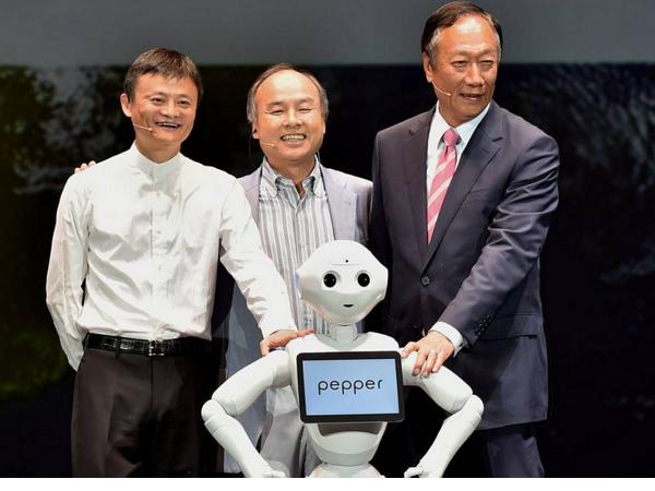 郭台銘:鴻海將挪30%資源支持Maker創業