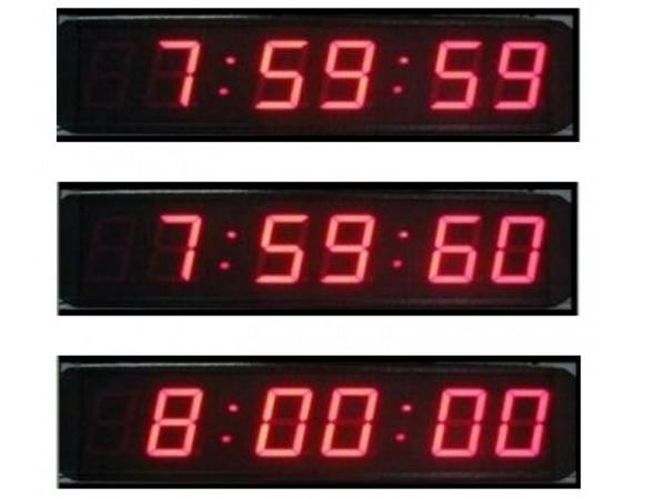 全世界工程師都為這「一秒」傷腦筋:閏秒,多出的這一秒哪來的?