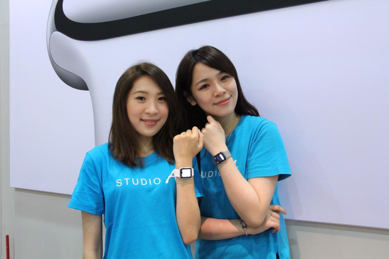 STUDIO A×Apple Watch 大中華區唯一獨賣18K Edition經銷商  全系列同步展示 一小時全數售罄