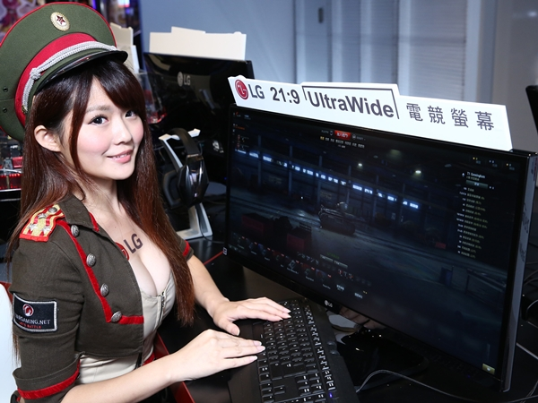 讓敵人無處藏!LG 推 21:9 UltraWide 電競顯示器 7,990 元起