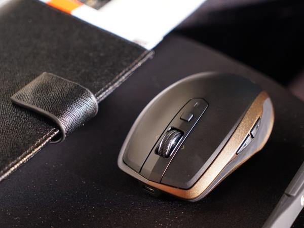 羅技推出行動旗艦鼠 MX Anywhere 2,主打商務人士與長效電力