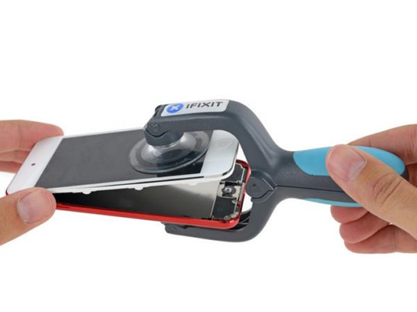 第六代iPod touch拆解,確認採用1043mAh鋰電池