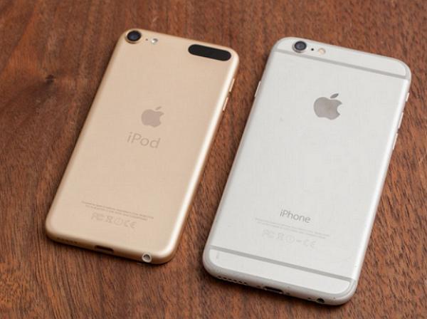 新 iPod touch 上手:跟 iPhone 6 差距在哪?