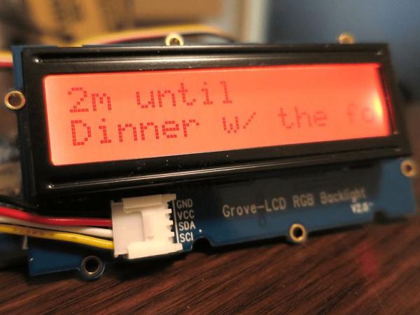 在 Intel Edison 開發板上,利用 JavaScript 打造聰明的桌上型時鐘