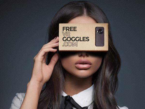 成人網站免費送 Cardboard VR 眼鏡,但你要年滿18歲才能用 | T客邦