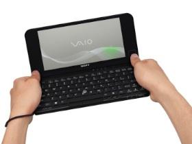 Sony VAIO P Series 新一代行動口袋筆電全面更新