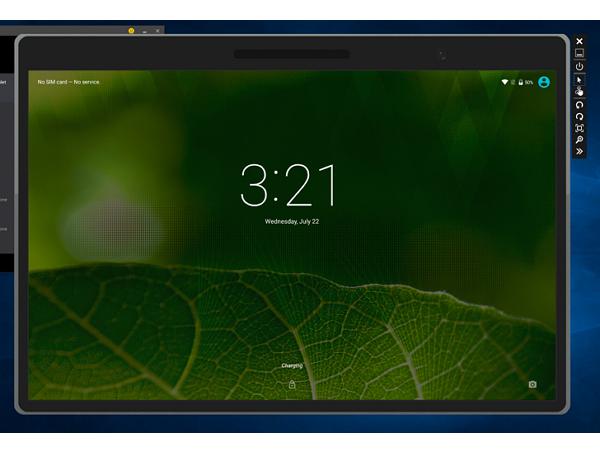 來玩微軟牌 Android 模擬器!在Windows 免費模擬Nexus 10、S6 等熱門機種