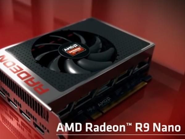 AMD Radeon R9 Nano 顯示卡開始出貨給合作夥伴
