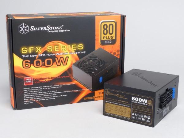 小體積大輸出,銀欣 SX600-G 電源供應器實測