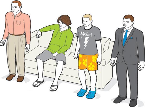 管太多!惠普規定程式設計師上班不能穿短褲T恤,原因是穿這樣不夠Smart?