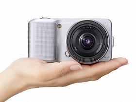 Sony 可交換鏡頭式數位相機 NEX 系列現身