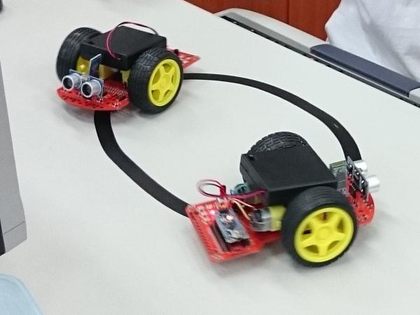 【Maker Club】Arduino 機器人實作坊:藍牙、紅外線、超音波通通有,組裝、寫程式、自走、避障操控、競賽,一天學會與體驗
