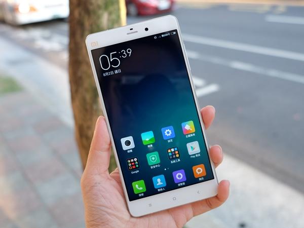 兼顧設計、效能、體驗的高性價比手機,小米 Note 動手玩