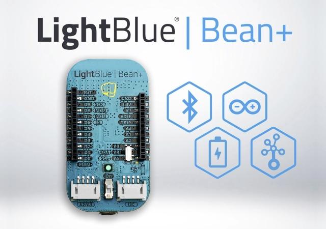 無線也能寫程式,支援藍牙的LightBlue Bean+開發版
