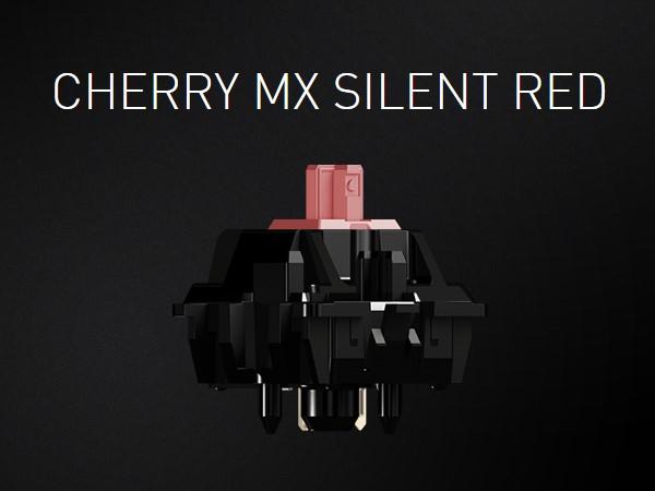 德國機械軸品牌 Cherry 推出靜音版機械軸