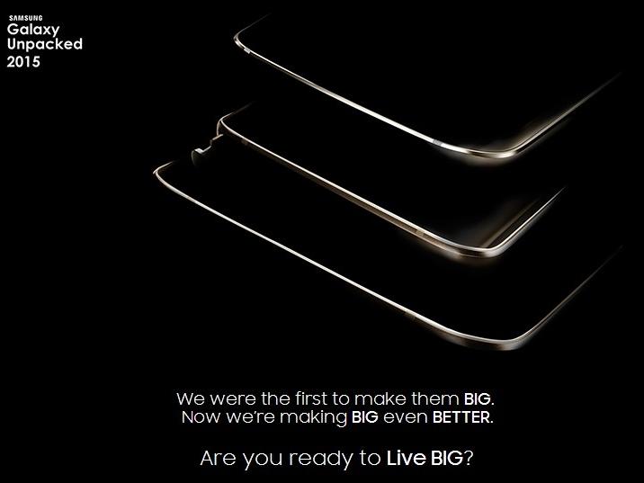 除了 Galaxy Note 5 和 S6 edge plus,三星還將發表第三款新品?