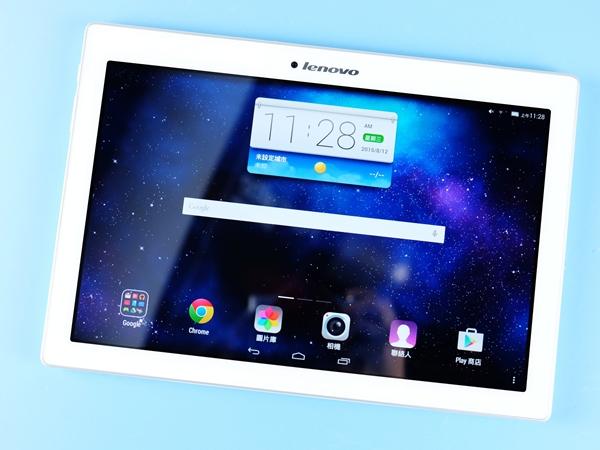 搭配 2.1 聲道 Sound Bar 、杜比全景聲技術,聯想 Lenovo Tab 2 A10 平板評測